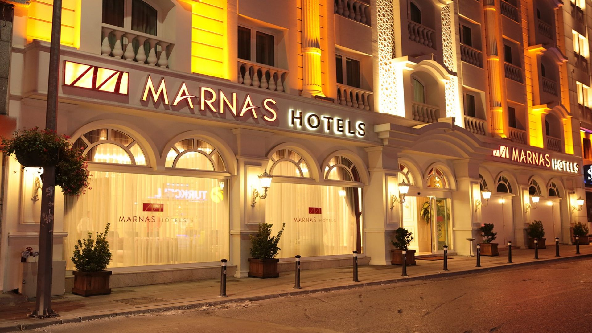 marnas hotel istanbul hotel view - 6